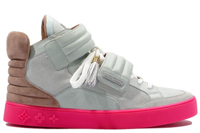 the best attitude 81e97 22ddb Louis Vuitton x Kanye West Jasper Grey   Pink