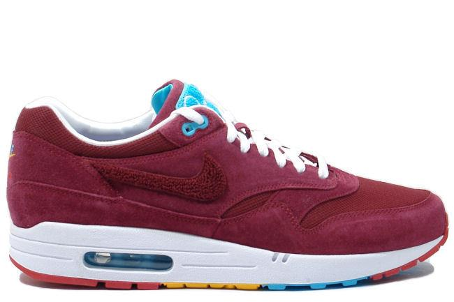 e32c28b4bb Kixclusive - Nike Air Max 1 Parra x Patta Cherrywood