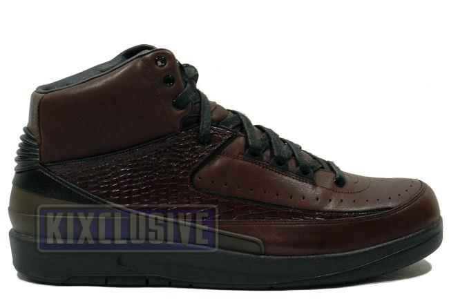 save off 28fee f9ce1 Air Jordan 2 Retro Premio Bin23 Cinder   Black