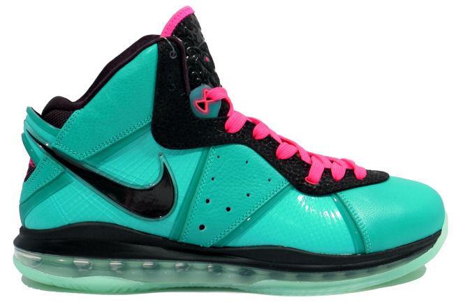 e25cbe5e52ff Kixclusive - Nike Lebron 8 Pre Heat Retro   Black   Pink