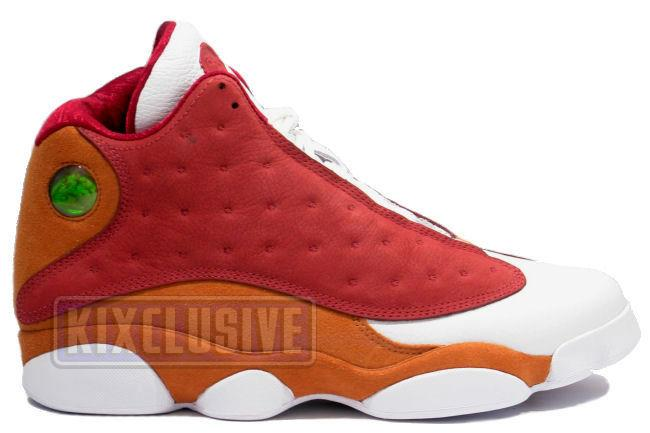 detailed look b5114 b3654 Air Jordan 13 Retro Premio Bin23 Red   Clay   White