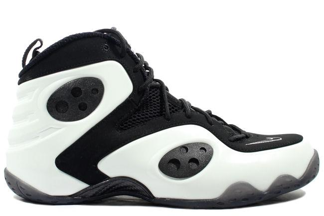 official photos 70e1a 871cc Kixclusive - Nike Zoom Rookie Glow White   Black