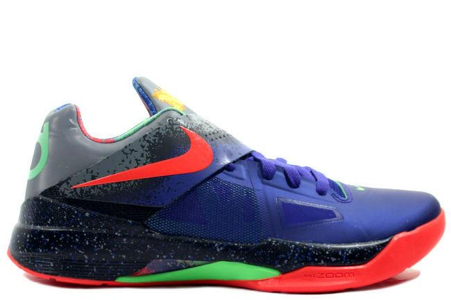 buy online e52e2 8faa7 Nike Zoom KD 4 NERF. Show Picture 1