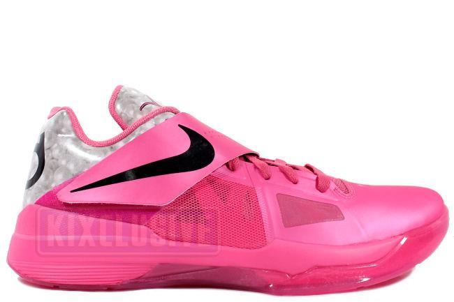 a240ee2eda92 Kixclusive - Nike Zoom KD 4 Aunt Pearl
