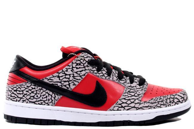 new products 97941 8e709 Kixclusive - Nike Dunk Low Premium SB Supreme
