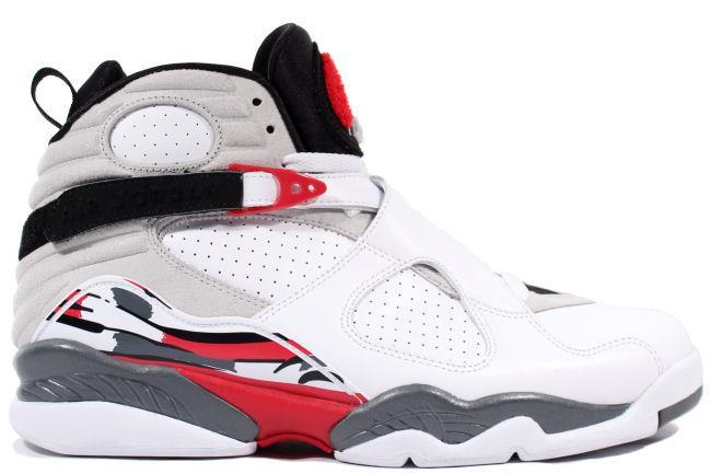 9f679c01568ab9 Kixclusive - Air Jordan 8 Retro 2013 White   Black   Red