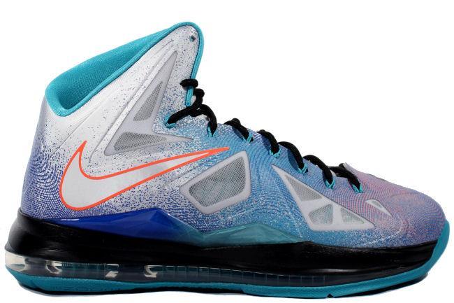 980b60be83a Kixclusive - Nike Lebron 10 Pure Platinum