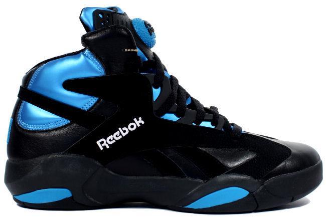 Kixclusive - Reebok Shaq Attaq Black   Azure 2acc9f1ef