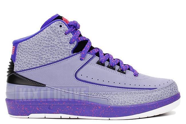 quality design c4a05 00688 Air Jordan 2 Retro Iron Purple / Infrared 23