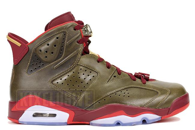 Air Jordan 6 Retro 'CELEBRATION COLLECTION'  Raw Umber