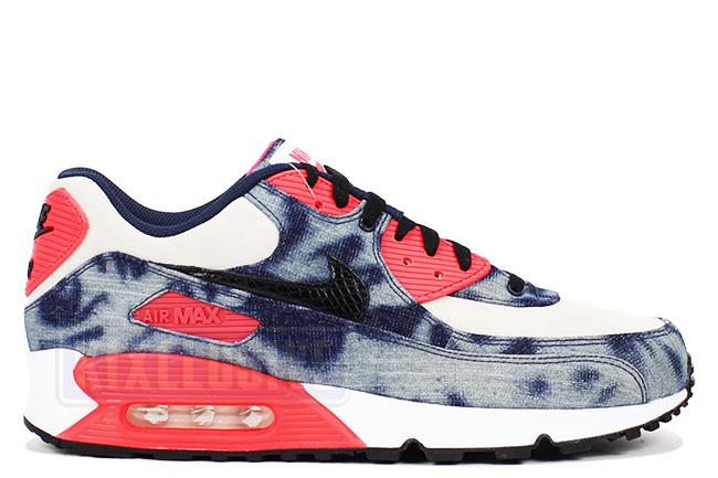 Air Max 90 DNM QS 'Infrared Washed Denim' - 700875-400 - Size 13 - ZBcHT