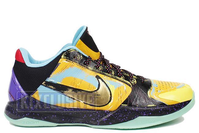 separation shoes 30cc1 4c773 Nike Zoom Kobe 5 Prelude