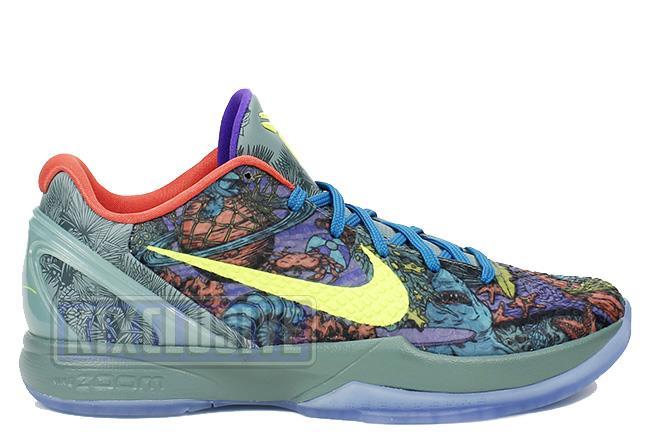 5f357f863b61 Kixclusive - Nike Zoom Kobe 6 Prelude
