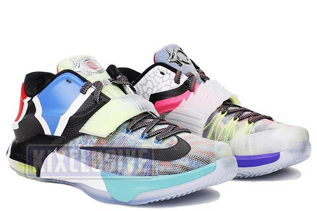 best website 4d1ee 8acf0 Nike KD 7 SE What The KD