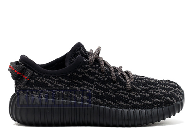Adidas Yeezy Boost 350 Infant Pirate Black