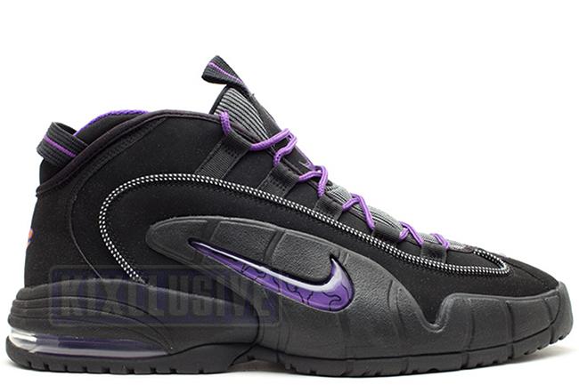 Nike Air Max Penny Black/Purple