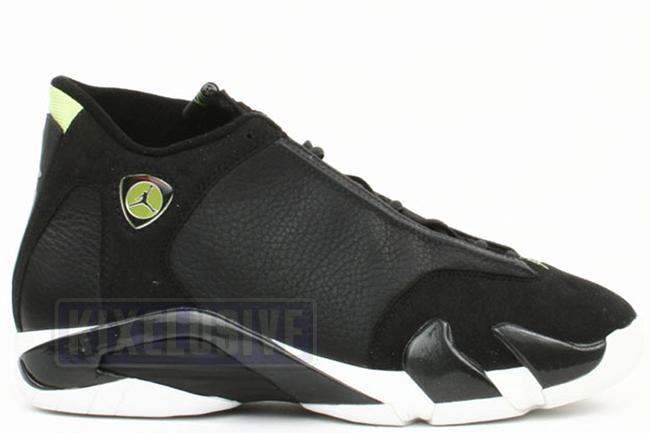 18104f19b6b Kixclusive - Air Jordan 14 OG Black Indiglo