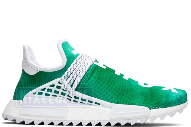 wholesale dealer 03383 b97ef Adidas PW Human Race China Pack Youth Green