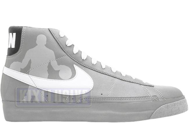 promo code 9c8d7 589f6 Nike Blazer HI Premium Iceman