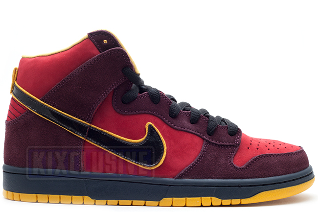 Nike Dunk High Premium SB Iron Man
