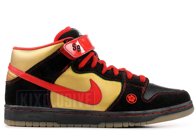 Nike Dunk Mid Pro SB Money Cat