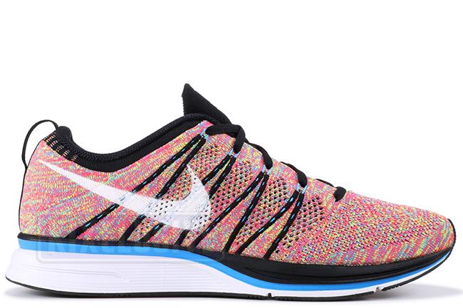 492f849c10fd4 Kixclusive - Nike Flyknit Trainer + Multicolor