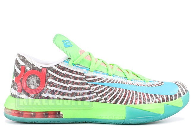 new product c3374 91a90 Kixclusive - Nike KD 6 Supreme D.C. PreHeat