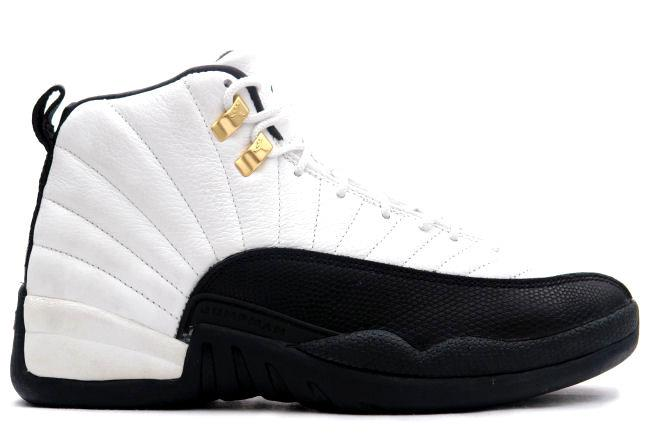 buy popular 50368 4a36b Air Jordan 12 OG White / Black / Taxi