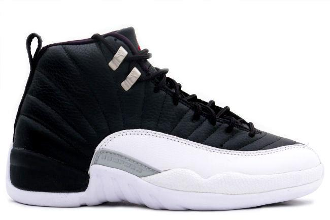 promo code 9b636 8e4ed Air Jordan 12 OG Black / White