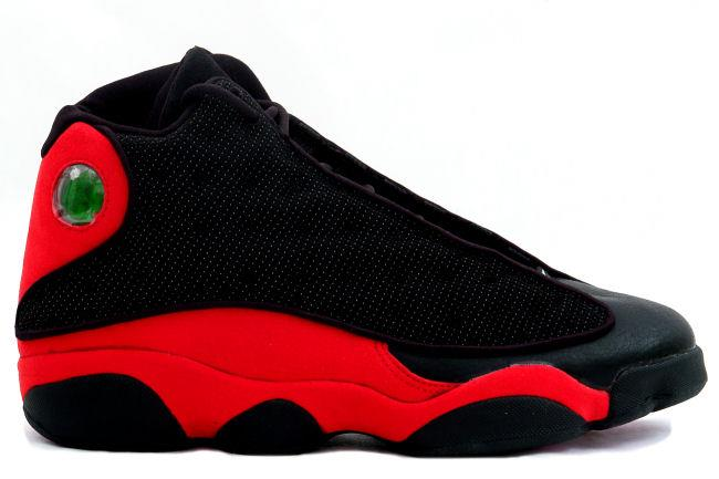 ee536c46b9be84 Kixclusive - Air Jordan 13 OG Black   Red