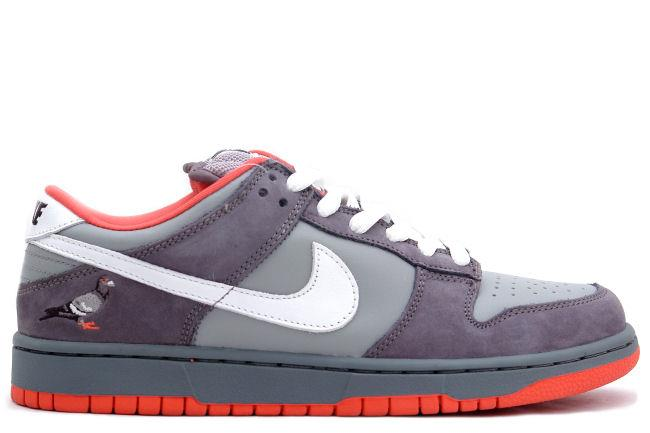 super popular ca45d 27c5a Kixclusive - Nike SB Dunk Low   39 Pigeon  39  Grey   White