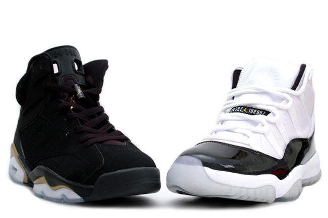 502b6e7bde12 Kixclusive - Air Jordan 6 11 LE Defining Moments Package