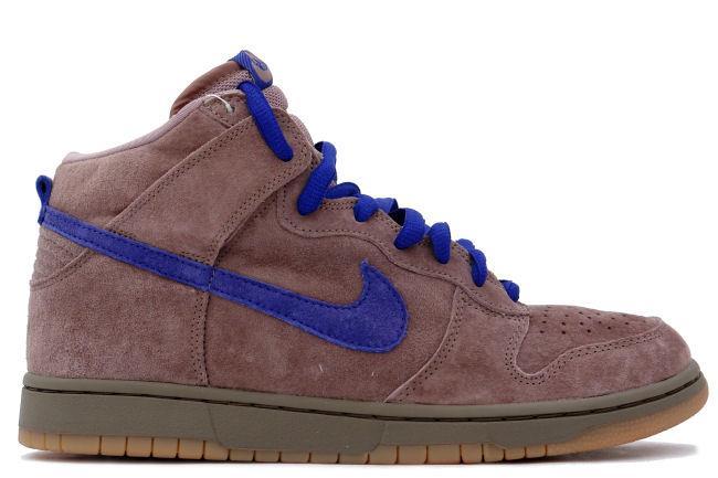 in stock 08a79 f8c80 Nike SB Dunk High 'Iron'