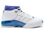 Air Jordan 17 Low White / University Blue