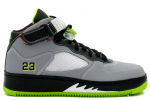 Air Jordan Force 5 Stealth / Cactus