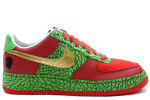Air Force 1 ?uestlove Red / Gold