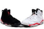 Air Jordan 6 Retro 2010 Infrared Pack