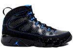 Air Jordan 9 Retro Black Bottom Photo Blue