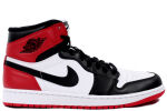 Air Jordan 1 Retro High OG Black Toe 2013
