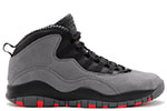 Air Jordan 10 Retro Cool Grey / Infrared