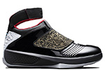 Air Jordan XX Black / Stealth / Red