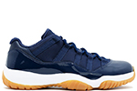 Air Jordan 11 Retro Low Navy / Gum