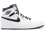 Air Jordan 1 Retro High DTRT White Grand Purple