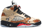 Air Jordan 5 Retro Supreme Camo