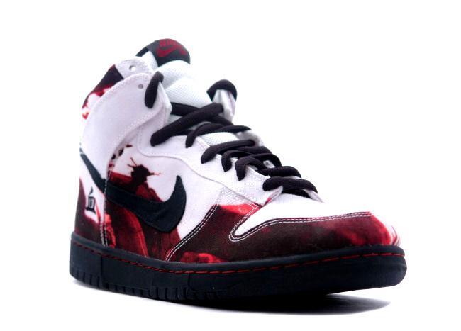 Nike Sb Alta Sangre Rojo Y Blanco Mate ew0NBZN