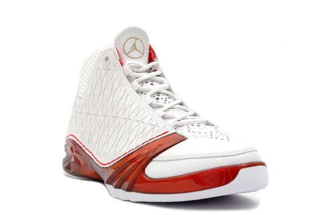 Air Jordan XX3 White / Varsity Red