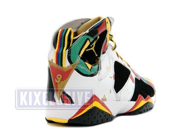 345536f1127 Kixclusive - Air Jordan 7 Retro Olympic OC Miro