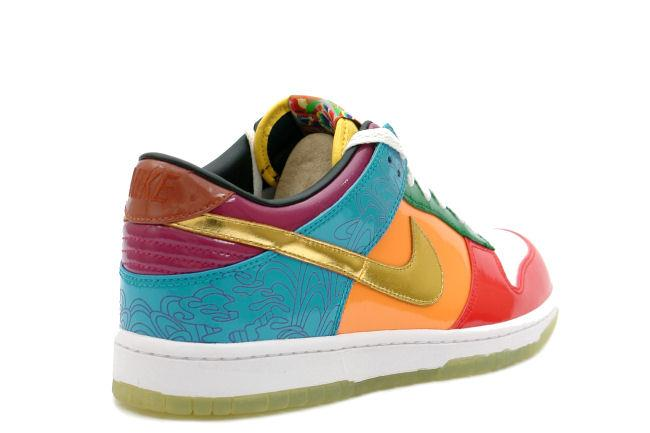 Info: The second release from Nike's Japan Dunk Pack. This shoe pays homage  to an ancient 750 year old festival titled Yamakasa which features colorful  ...