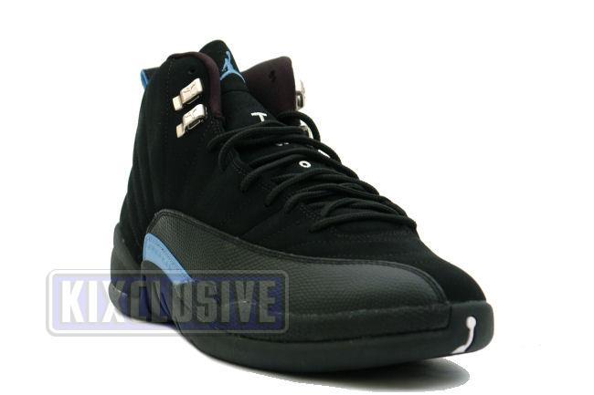 size 40 7443c 7fe50 Air Jordan 12 Retro 2003 Black / University Blue