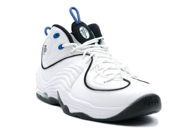 3e29e60008c Nike Air Penny 2 Retro White / Royal. Show Picture 1. Show Picture 2